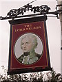 SE3116 : The Lord Nelson public house by Ian S