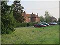 TL3165 : Main Farm Cottages, Conington by Hugh Venables