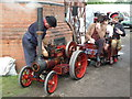 SK2625 : Claymills Victorian Pumping Station - punk your ride by Chris Allen