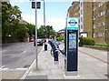 Barclays Bike Hire stands on Canton Street E14. http://www.tfl.gov.uk/roadusers/cycling/15150.aspx
