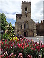 SU4997 : Abingdon - St Nicolas Church by Colin Smith