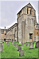 SP0107 : All Saints Church - North Cerney - Gloucestershire by Brian Chadwick