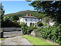 J1811 : The Anchorage, Carlingford, with Slieve Foye in the background by Eric Jones