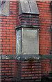 SD7007 : Foundation stone, St Philip's Church  by Alan Murray-Rust