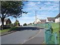 SE1133 : Woodford Close - Weymouth Avenue by Betty Longbottom