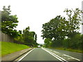 SK6331 : A606 near Stanton-on-The-Wolds by Andrew Abbott