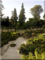 SE5006 : The Sunken Garden, Brodsworth by Matthew Hatton