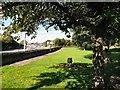 SJ9091 : St Paul's Churchyard by Gerald England