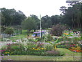 SZ1091 : Gardens near Bournemouth by Malc McDonald