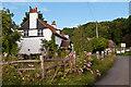 TQ4965 : Woodside Farm by Ian Capper