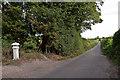 TQ4865 : Skibbs Lane by Ian Capper