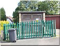 SE2938 : Electricity Substation No 1574 - West Lea Drive by Betty Longbottom