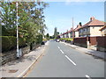 SE2938 : Garth Road - Carr Manor Road by Betty Longbottom