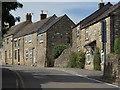 SK3454 : Cromford Road, Crich : Week 36
