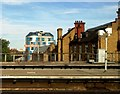 TQ2877 : Platforms, Battersea Park Railway Station by Claire MacNeill