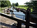 SK6683 : Waiting for Forest Middle Top Lock to fill by Graham Hogg