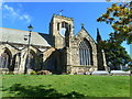 TA0489 : St Mary's church, Scarborough by Ruth Sharville