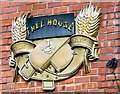 SJ9398 : Free House Trade Mark sign on The Ring o Bells by Gerald England