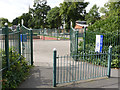 SK8053 : Sherwood Avenue Play Park  by Alan Murray-Rust