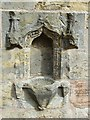 NT2763 : Rosslyn Chapel - Piscina by Rob Farrow