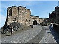 NT2573 : Edinburgh Castle - Foog's Gate by Rob Farrow