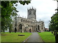 SK7081 : St Swithun's church, Retford by Ruth Sharville