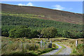 SH9005 : The southern flanks of Mynydd Rhiw-Saeson by Nigel Brown