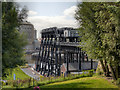 SJ6475 : The Anderton Boat Lift by David Dixon