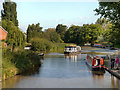 SJ6475 : Anderton, Trent and Mersey Canal by David Dixon