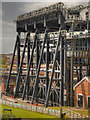 SJ6475 : The Anderton Boat Lift in Operation by David Dixon