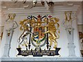 NT2573 : Edinburgh Castle - Arms of James VI and I by Rob Farrow