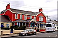 Q8859 : Kilkee - O'Connell Street - Stella Maris Hotel by Suzanne Mischyshyn