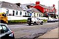 Q8860 : Kilkee - O'Connell Street - Stella Maris Hotel by Suzanne Mischyshyn