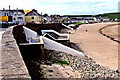 Q8860 : Kilkee - Strand Line - Benches & Viewpoints along Beach by Suzanne Mischyshyn