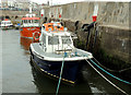 C8138 : The River Bann pilot boat, Portstewart by Albert Bridge