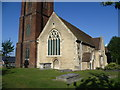 TQ4578 : St Nicholas Church, Plumstead by Ian Yarham