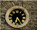 C8138 : Church clock, Portstewart by Albert Bridge