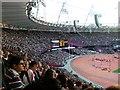 TQ3783 : A Full Olympic Stadium by Paul Gillett