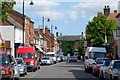 TF4066 : High Street, Spilsby by Dave Hitchborne