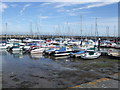 SZ5992 : Ryde Harbour Marina by Paul Gillett