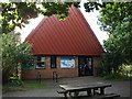 SJ8092 : Mersey Valley Country Park Visitor Centre by John Rostron