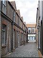 TQ3104 : Pavilion Mews, BN1 by Mike Quinn