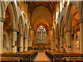 SD7209 : Bolton Parish Church, Nave by David Dixon