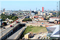 TQ3980 : Silvertown Way by Oast House Archive