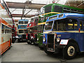 SD8400 : Greater Manchester Museum of Transport, Boyle Street by David Dixon