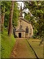 SO8707 : Church of The Holy Trinity, Slad by David Dixon