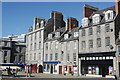 NJ9406 : North side of the Castlegate, Aberdeen by Bill Harrison