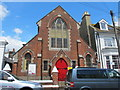 TQ3004 : The Providence Chapel, West Hill Road, BN1 by Mike Quinn