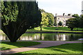 SK0573 : Pavilion Gardens, Buxton by Bill Boaden