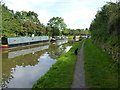 SJ8120 : The Shroppy towpath, just outside Gnosall Heath by Richard Law